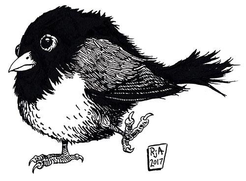 Drunk Bird