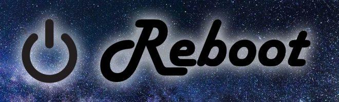 Reboot Blog Header