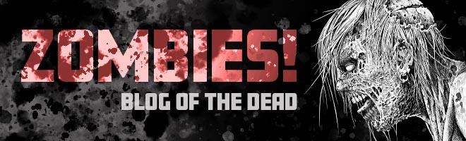 Zombie Blog Post Header